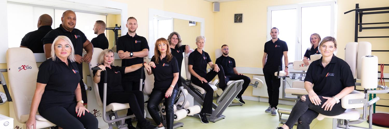 Physiotherapie Nürnberg Eibach - Gindler - das Team unserer Praxis