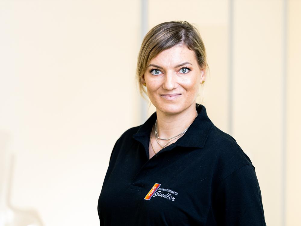 Physiotherapie Nürnberg Eibach - Team - Portrait von Miriam Souboda