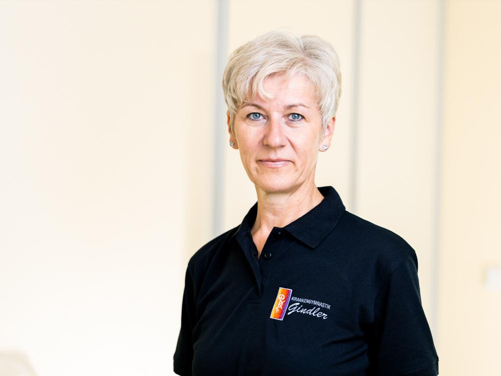 Physiotherapie Nürnberg Eibach - Team - Portrait von Katrin Jänsch