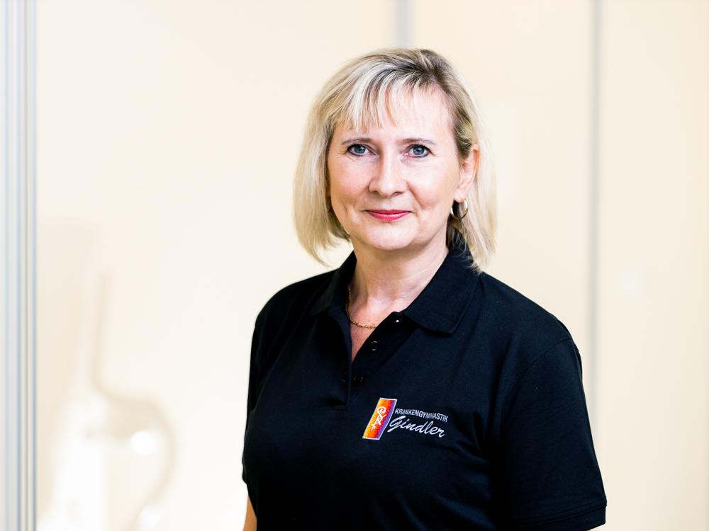 Physiotherapie Nürnberg Eibach - Team - Portrait von Iwana Gaffrou