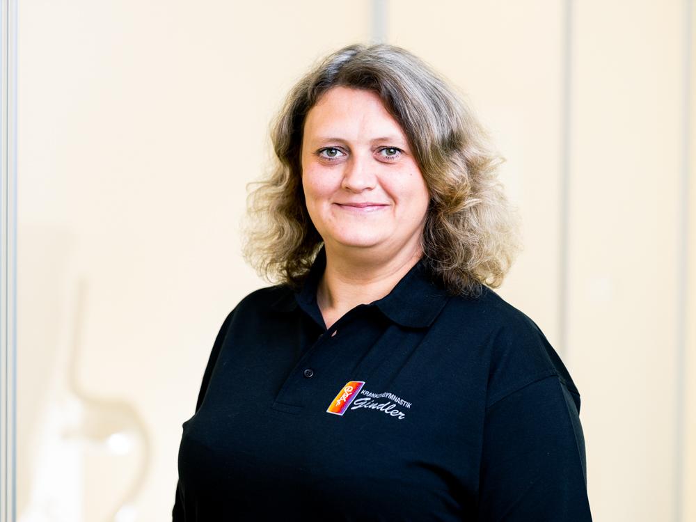 Physiotherapie Nürnberg Eibach - Team - Portrait von Claudia Eichenseer