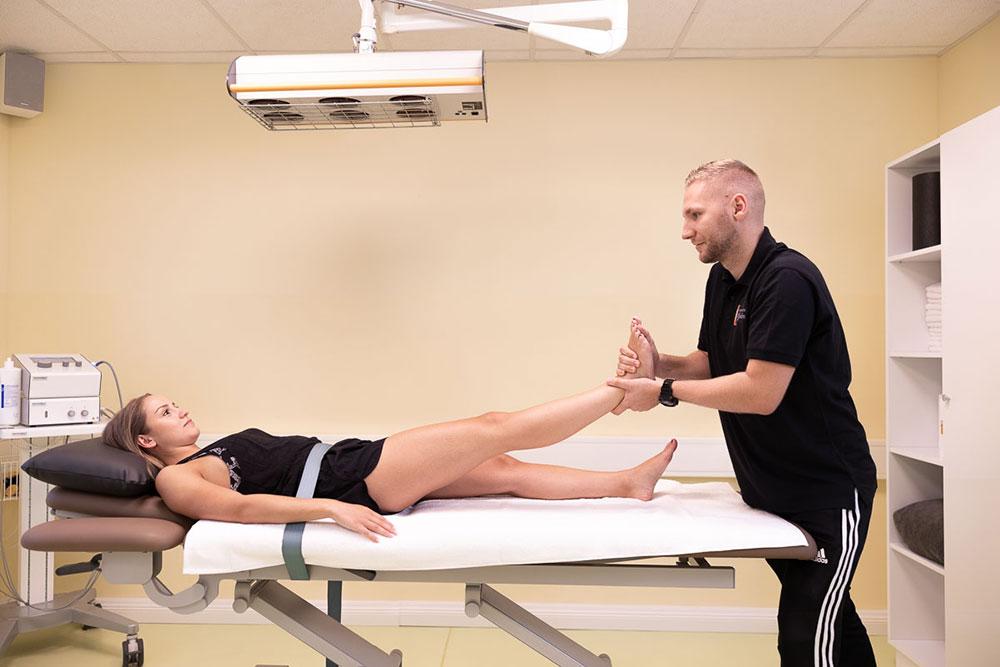 Physiotherapie Nürnberg Eibach - Gindler - Manuelle Therapie