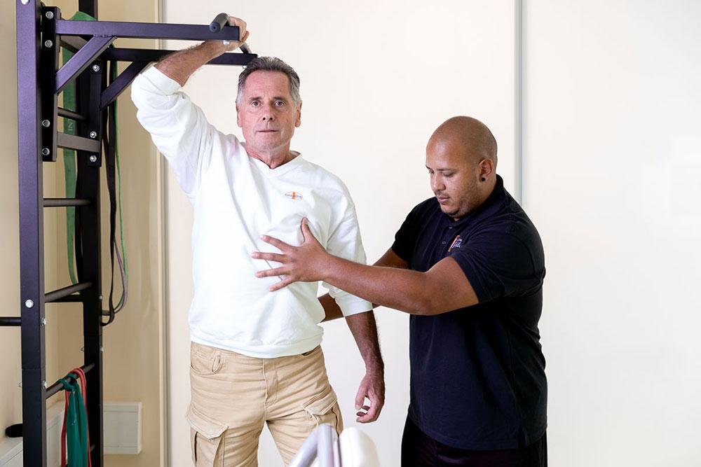 Physiotherapie Nürnberg Eibach - Gindler - Physiotherapie auf neurologischer Grundlage
