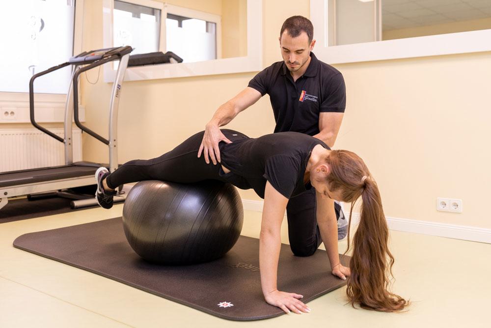 Krankengymnastik Nürnberg Eibach - Gindler - Physiotherapie